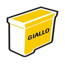REFILL CART.COMP.EPSON GIALLO T0714