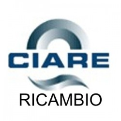 CIARE MEMBRANA DI RICAMBIO PER CT267 4OHM 300W