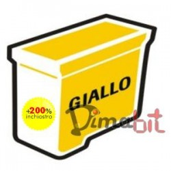 REFILL CAR.GIALLO COMP.BROTHER LC1000YHC