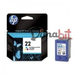 HP CARTUCCIA COLORI NR.22