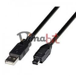 CAVO PROLUNGA USB 2.0 SPINA A-PRESA A 1.8MT