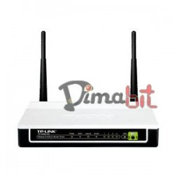TP-LINK MODEM WOUTER WIRELESS N 300MBPS ADSL2+
