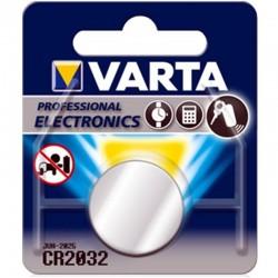 VARTA BATTERIA AL LITIO CR2032 3V