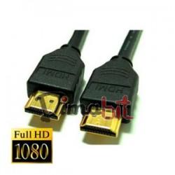 CAVO HDMI-HDMI 1.5MT 2.0  4K W/ETHERNET 18GBIT/S