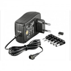 ALCAPOWER ALIMENTATORE SWITCHING  REGOLABILE 3-12V