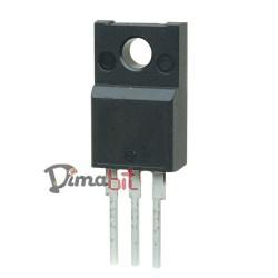 POWER MOSFET ST P10NK60ZFP