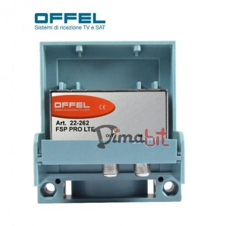OFFEL FILTRO LTE FSP PRO E02/E60 DA PALO >35DB