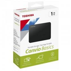 TOSHIBA HDD 2,5 ES.USB3.0 1.0TB CANVIO BASIC NERO