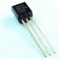 Z0107 TRIAC  1A 600V TO92