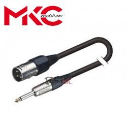 CAVO BMCXJ-5BK MIC XLR M- JACK M 5MT