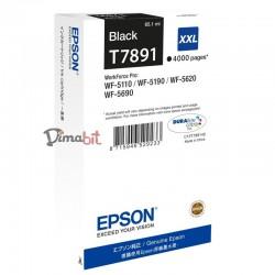 EPSON T7891 BLACK TANICA PER WORKFORCE PRO 5XXX