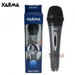 KARMA DM 531 MICROFONO DINAMICO XLR-JACK