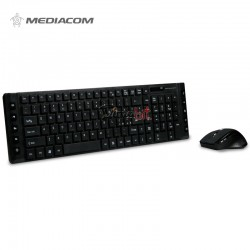 MEDIACOM M-MCK900 KIT COMBO KEYB+MOUSE WIRELESS