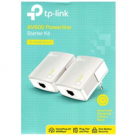 TP-LINK TL-PA4010KIT POWERLINEKIT AV600NANO