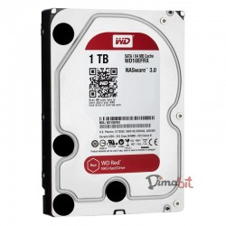 WD HARD DISK WD10EFRX RED 3.5 1.0TB NASWARE 3.0