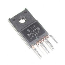 CIRC.INTEGRATO STRW6052S TO220F 6PIN ISOLATO
