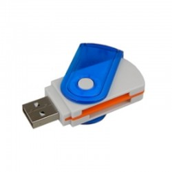 CARD READER USB 2.0 MICRO-SD/SD/MEMORY STICK/MMC