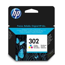 CARTUCCIA ORIGINALE HP TRI-COLOR HP302