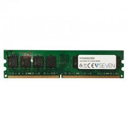 V7 DDR2-800MHZ PC2-6400 2GB 240PIN NO-ECC