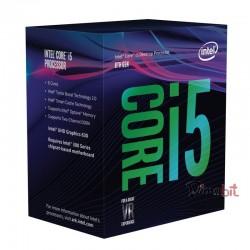 INTEL CPU SK1151 I5-8400 HEXA CORE 2.8GHZ BOXED