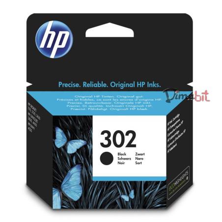 HP CARTUCCIA INCHIOSTRO NERO 302 ORIGINALE 190PAGI