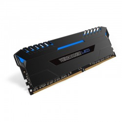 CORSAI KIT 2X8GB  16GB DDR4 3200MHZ LED BLU VENG.