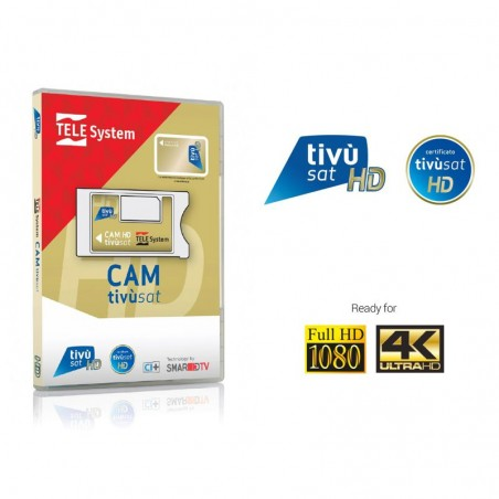 CAM TIVUSAT HD CON CARD IN BLISTER 58040110