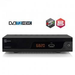 TELESYSTEM DECODER TS6820 DVB-T2 HEVC TWIN TUNER