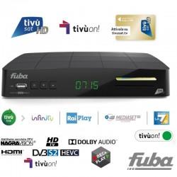 FUBA DECODER ODE716WIFI HD TIVÙSAT (CARD) DCSS+SCR