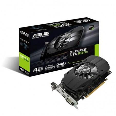 ASUS SK VGA PCI-E GTX1050TI 4GB GDDR5  90YV0A70-M0