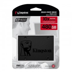KINGSTON SSD A400 480GB 2.5 SATA3 7MM