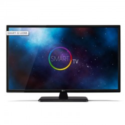 TELESYSTEM TV SMART32 LED08 DVB-T2/S2 HEVC HD WIFI