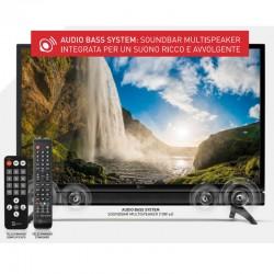 TELESYSTEM TV LED SOUND43LE08 T2S2HEVC 2TLC
