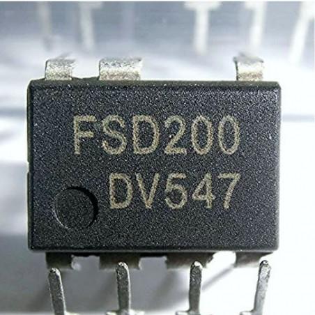 CIRCUITO INTEGRATO FSD200 DIP4+3PIN