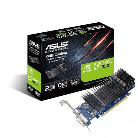 ASUS SK VGA PCI-E GT1030-SL-2G-BRK 2GB GDDR5