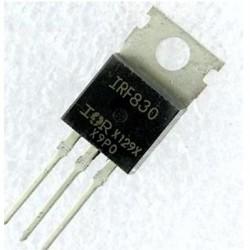 POWER MOSFET IRF830=BUK444/500B