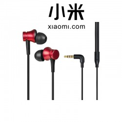 XIAOMI IN-EAR HEADPHONE BASIC RED ZBW4442GL