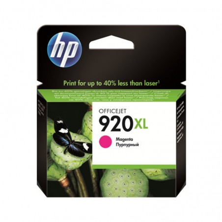 HP 920XL CD973AE CARTUCCIA MAGENTA ALTA CAPACITA