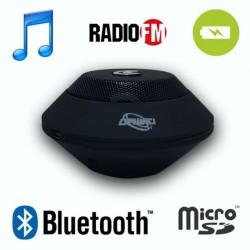 SPEAKER BLUETOOTH 3.0 WIRELESS 4W MICRO SD AUX FM