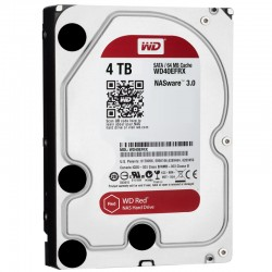 WESTERN DIGITAL WD40EFRX HD 3,5 SATA 4TB RED