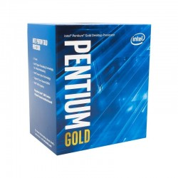 INTEL CPU LGA1151 G5400 GOLD 3.7GHZ 4MB BOXED