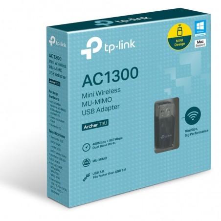 TP-LINK ARCHER T3U SK.DI RETE WIFI USB AC1300 MU-M