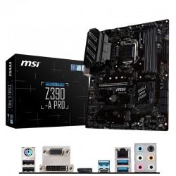 MSI MB SK1151 Z390-A PRO 4 DDR4 SATA3 ATX