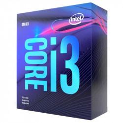 INTEL CPU I3-9100F 3.6GHZ 6MB LGA1151 NO-VGA BOXED