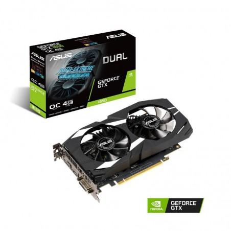 ASUS SK VGA PCI-E DUAL GTX 1650 4GB GDDR5 OC ED.