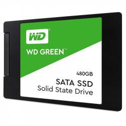 WD SSD 2.5 SATA 480GB GREEN 545MB/S 3ANNI DI GARA