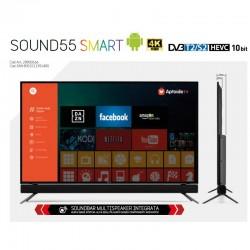TELESYSTEM TV 55 SOUND55 SMART4K ANDROID