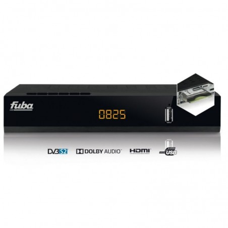 FUBA ODE825 DECODER DIG.SAT C.I.+ HD COMP.TIVUSAT