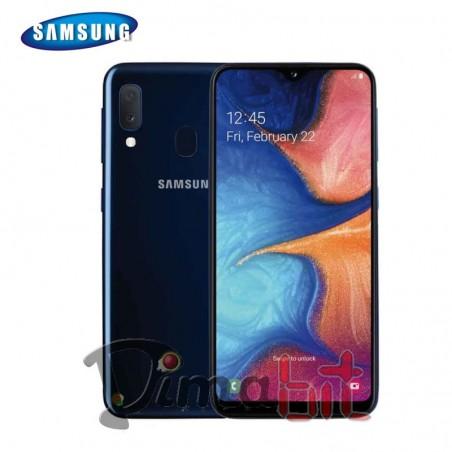 SAMSUNG GALAXY A20 5,8 OC 1,6GHZ 3/32 BLUE