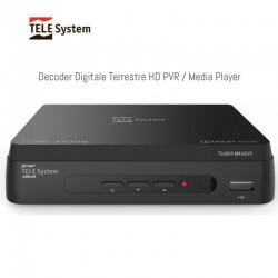 TELESYSTEM TS6809 DECODER DIGITALE TERRESTRE H265
